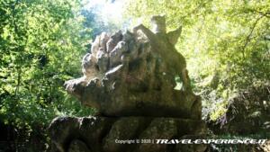 Parco dei Mostri di Bomarzo, bosco sacro di Bomarzo